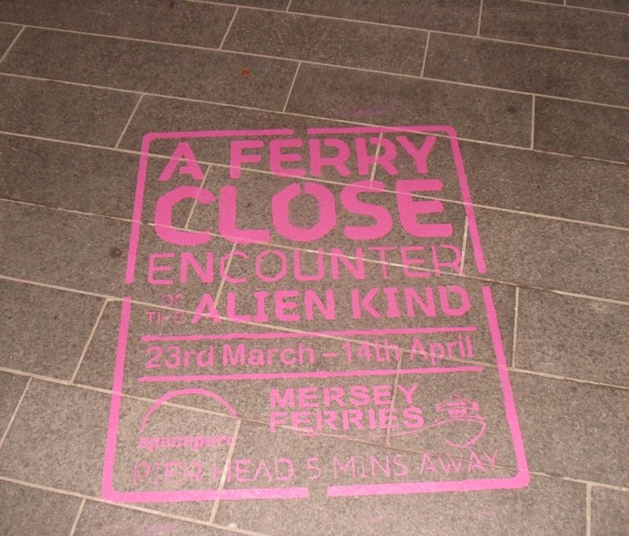 A Close Encounter – Mersey Ferries