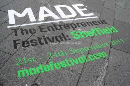 Sheffield City Council – MADE Entrepreneur Festival