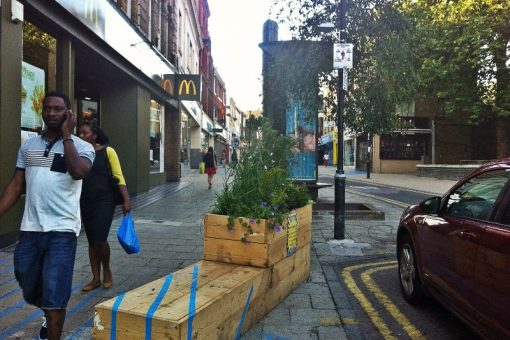 Hackney Council – Regeneration Project